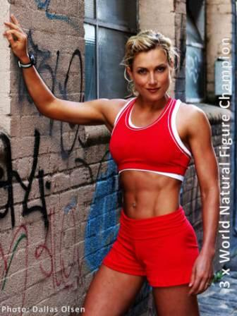 Lindy Olsen world champion