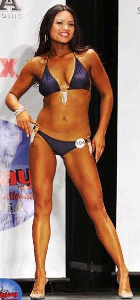 Michie De Leon weight loss warrior