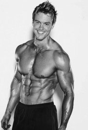 top male fitness models