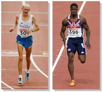 best aerobic exercise sprinter
